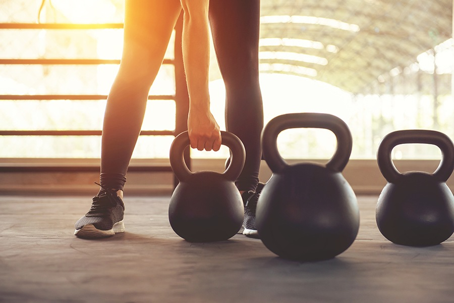 Video: A Kettlebell Circuit for a Full-Body Workout