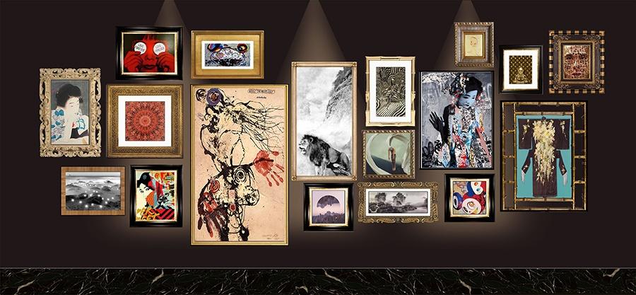 An art gallery will be inside Mystique restaurant at Encore Boston Harbor