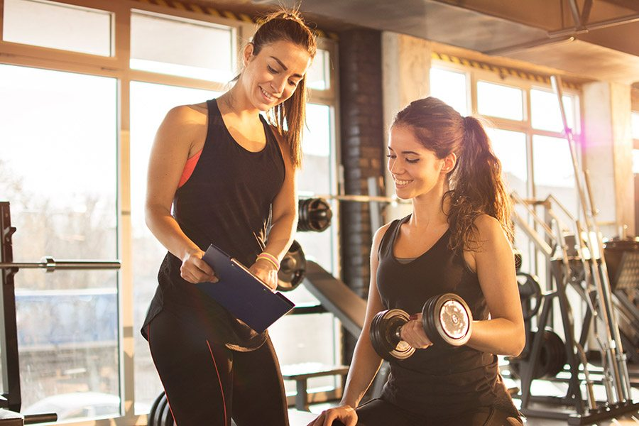 best personal trainers
