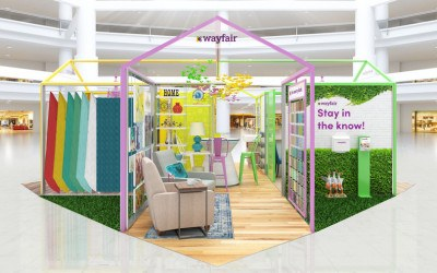 wayfair pop-up
