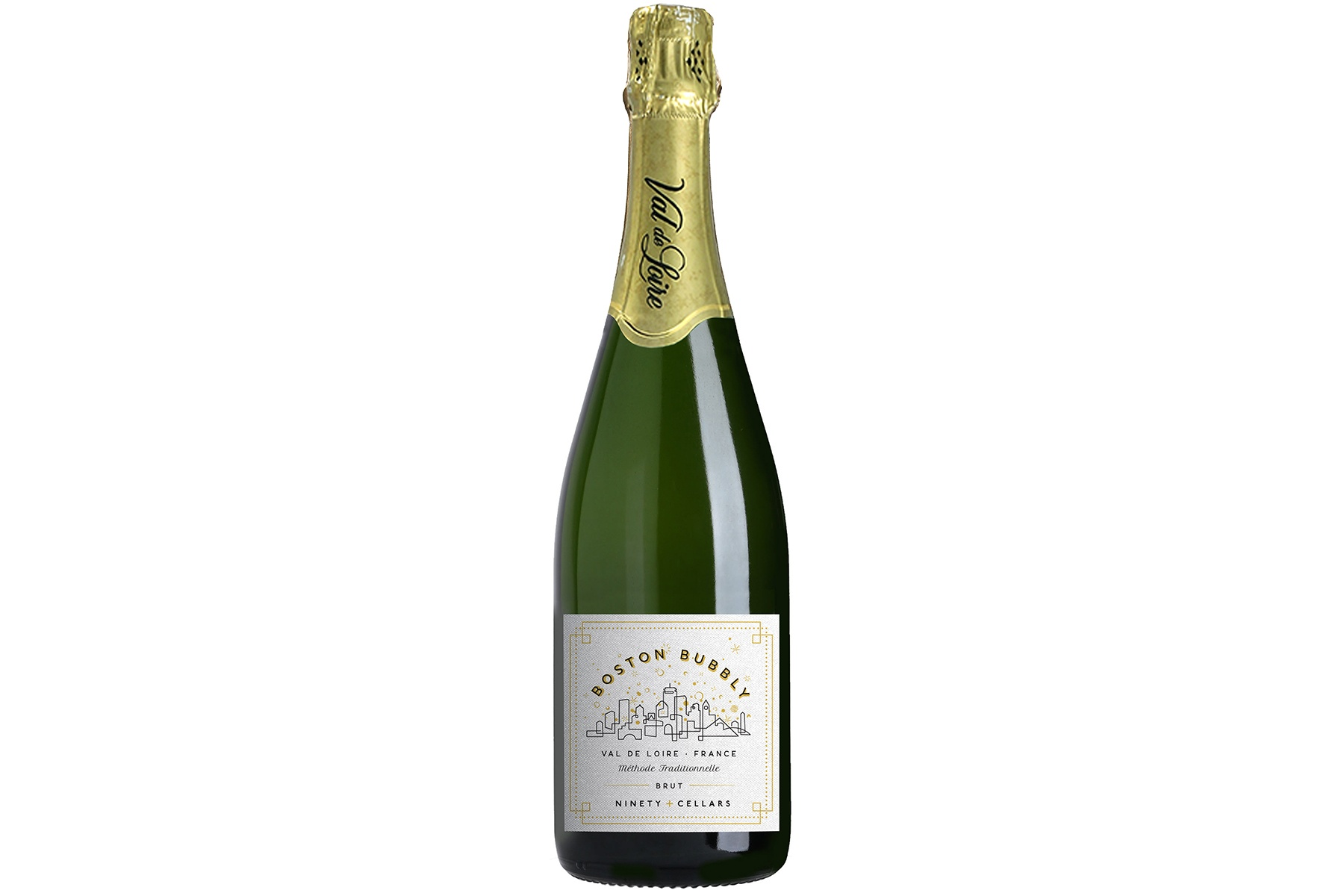 Boston Magazine And 90 Cellars Have A Sparkling Wine For The Holidays