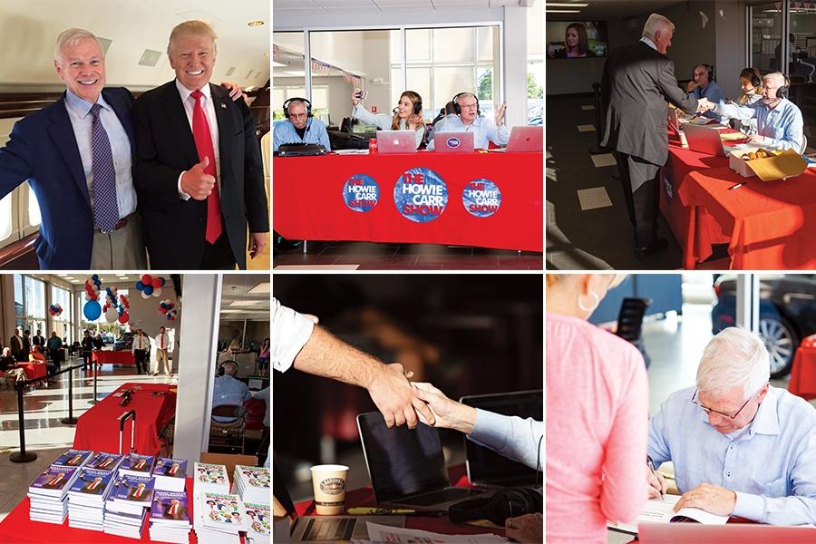 Howie Carr Donald Trump