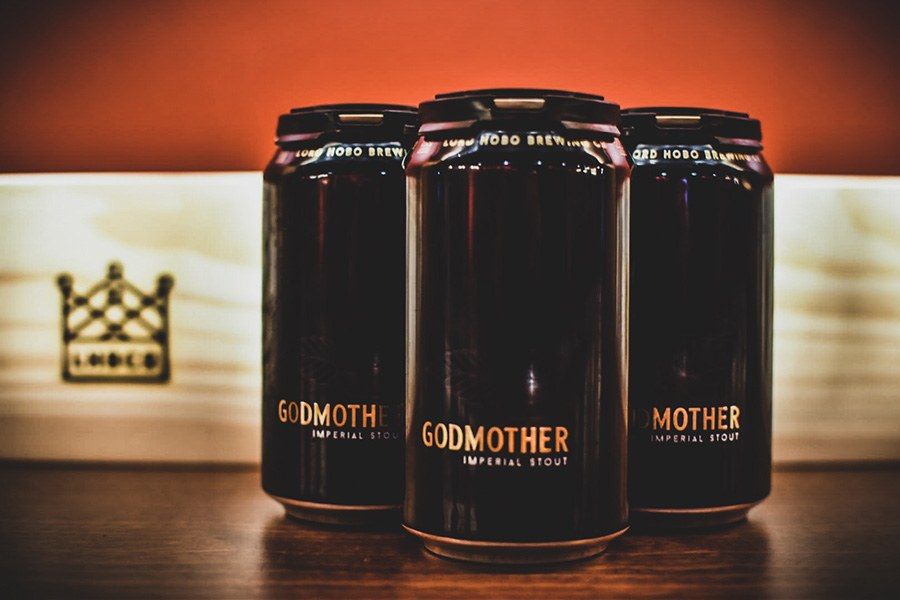 Godmother is the first taproom-exclusive beer at the Lord Hobo Humble Castle