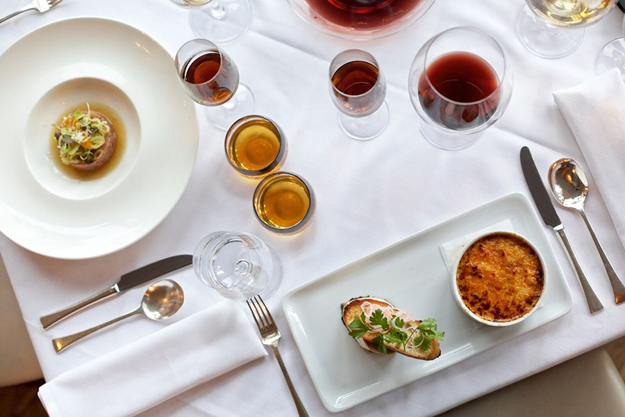 French onion soup and more holiday fare at No. 9 Park