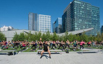the best gyms in the Seaport