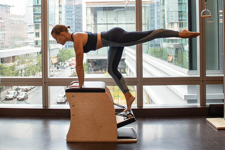 best Pilates studios in Boston
