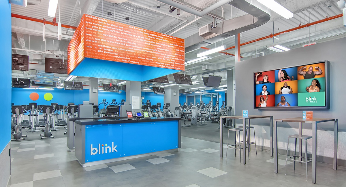 The First Blink Fitness Gym Is Coming To The Boston Area