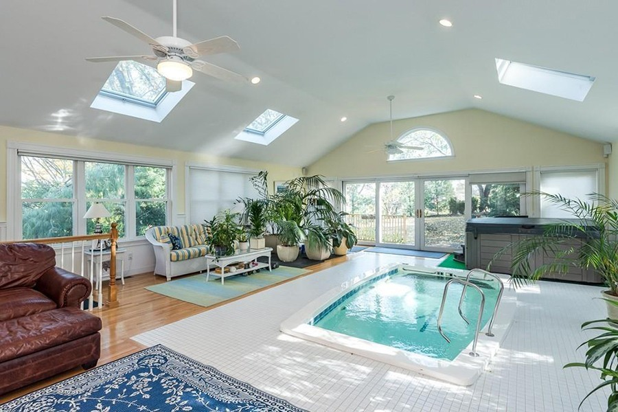 This House For Sale In Brighton Has A Pool In The Living Room