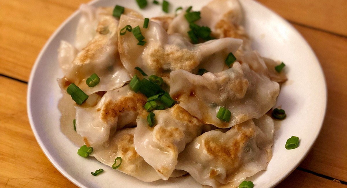 Recipe: Homemade Chicken and Cabbage Dumplings
