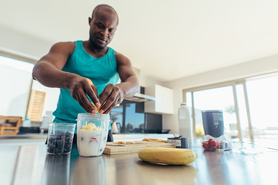 foods to eat pre- and post-workout