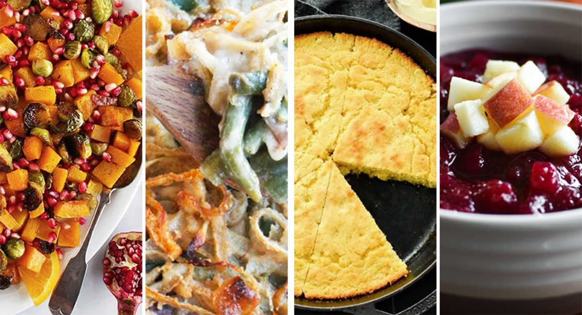11 Healthy Thanksgiving Recipes to Prepare for the Holiday