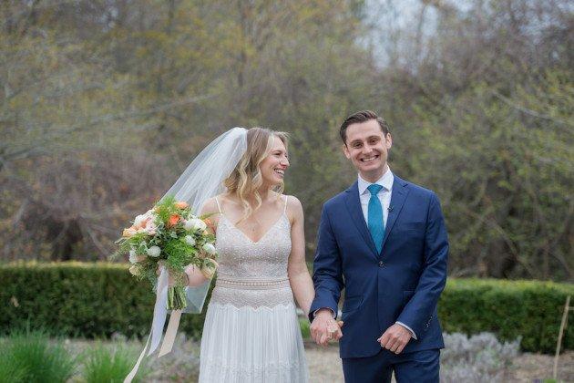 hidden pond wedding