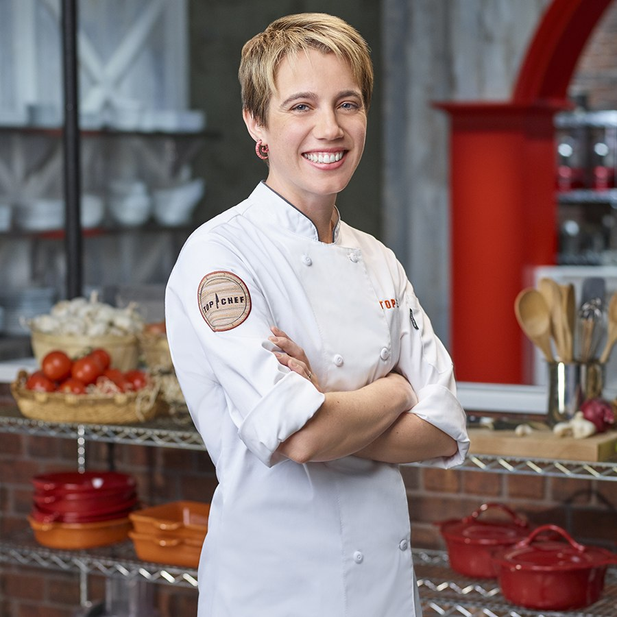 Adrienne Wright, executive chef at Deuxave and other Boston restaurants, and contestant on Top Chef Season 16.