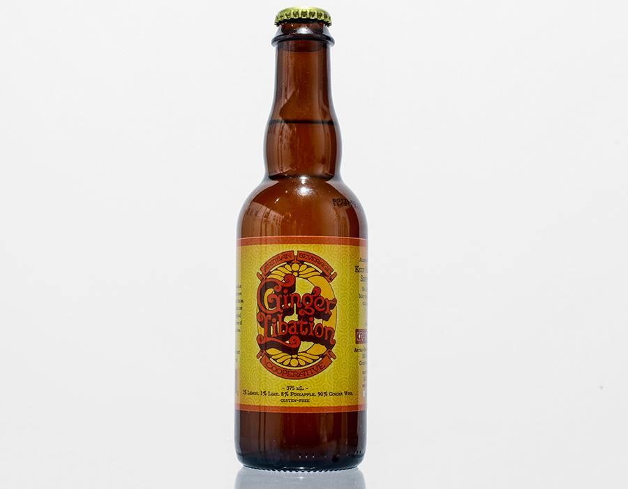 Artisan Beverage Cooperative Ginger Libation