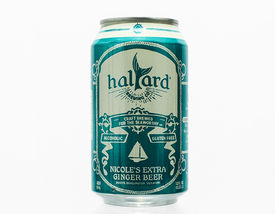 Halyard Brewing Co. Nicole's Extra Ginger Beer
