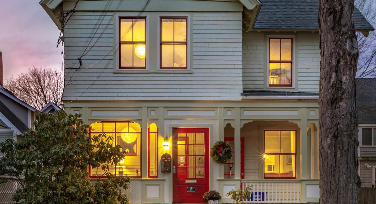 On the Market: A Quirky Condo in Bar Harbor