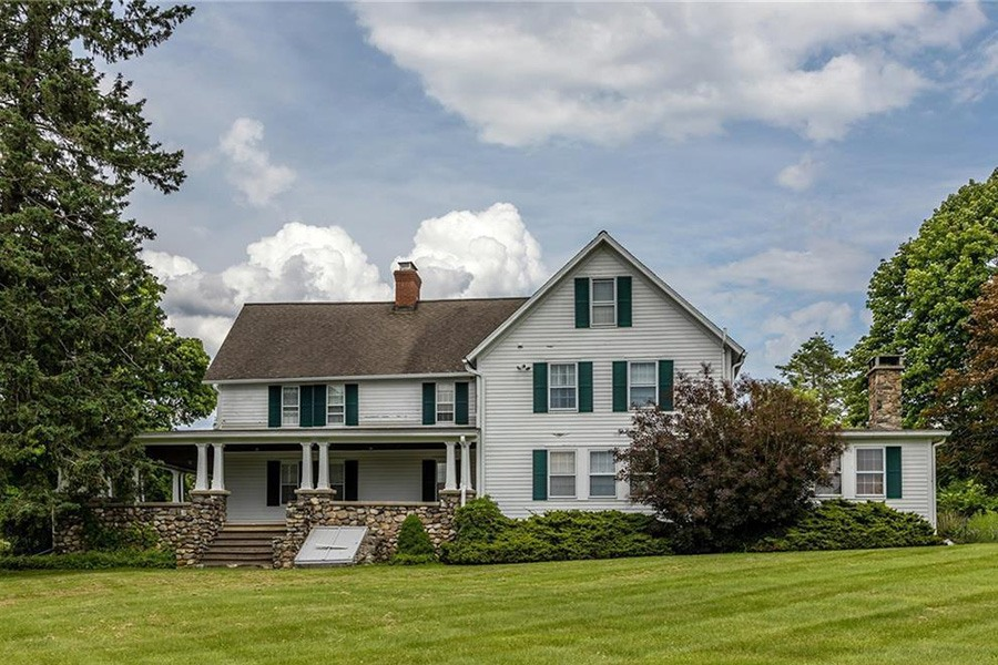 Five Beautiful Old Farm Houses for Sale in Connecticut