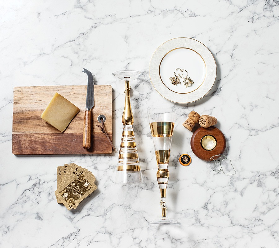 six entertaining essentials for wedding registry