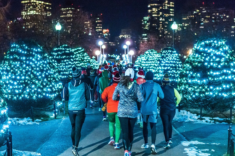 Healthy Events and Pop-Up Workouts to Try This Week in Boston