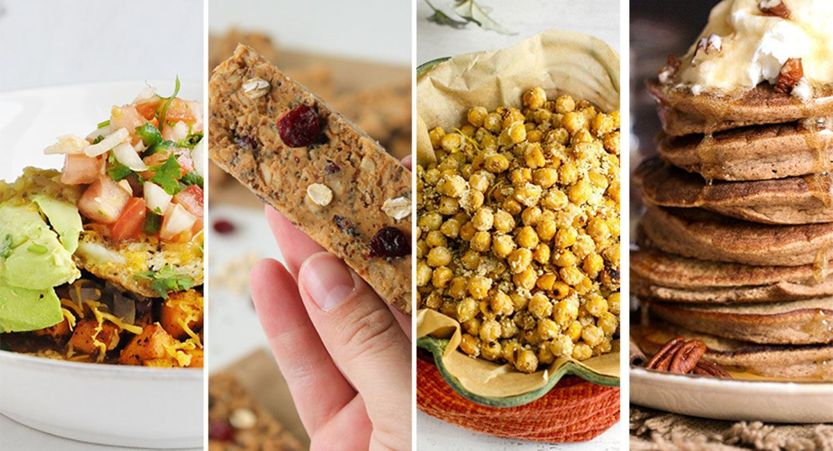 10 High Fiber Recipes That Don't Just Include Oatmeal