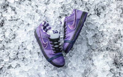 purple lobster dunk