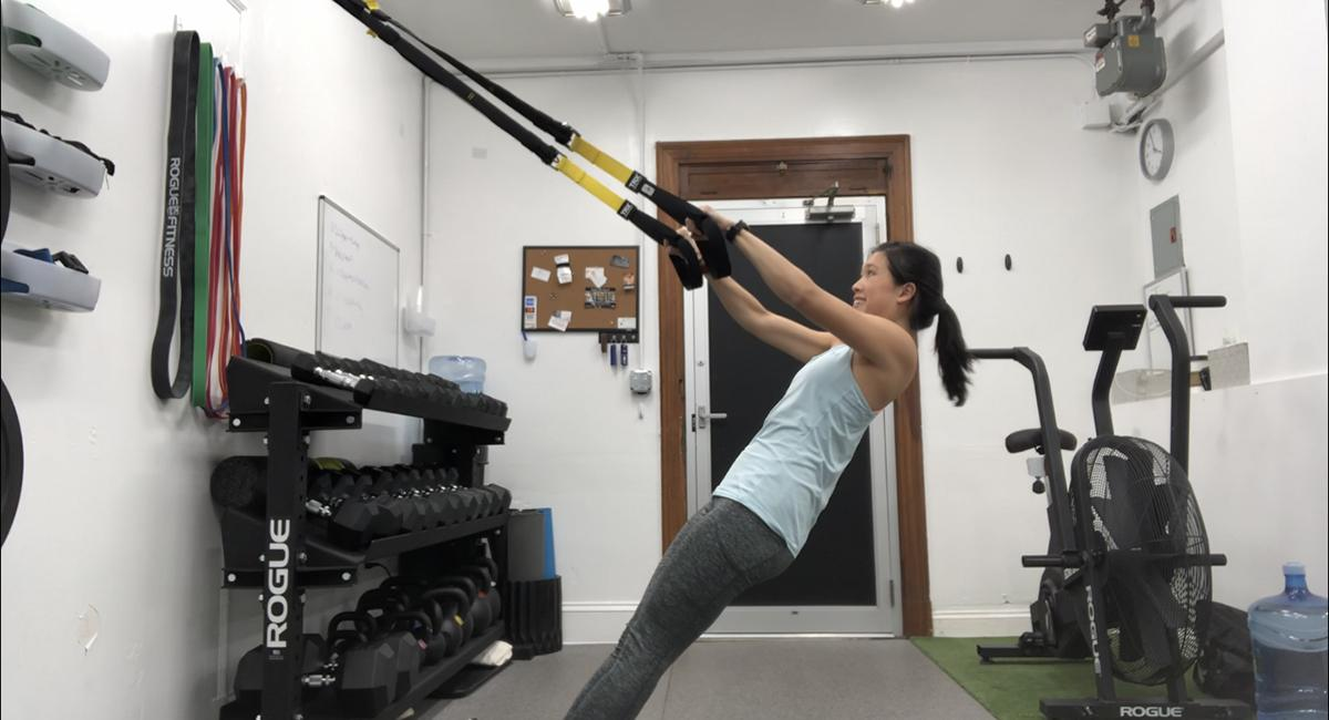 Five TRX Moves You Should Totally Be Doing
