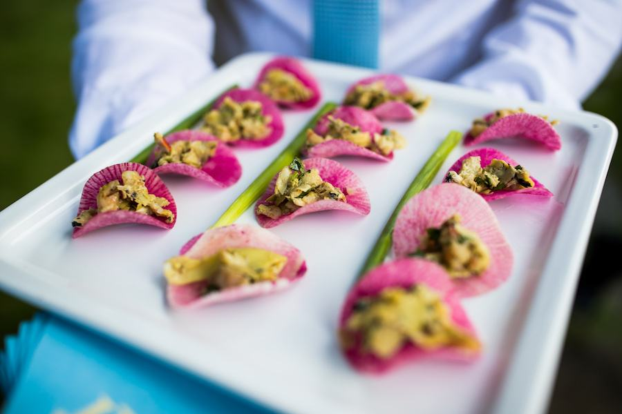 Seven Wedding Caterers Who Will Have Guests Raving