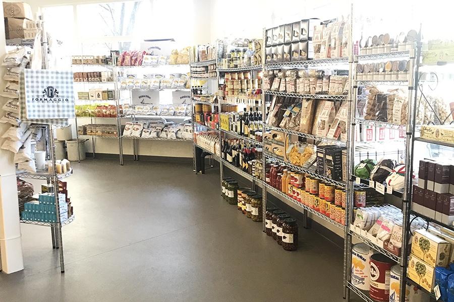 Formaggio Kitchen Kendall shelves