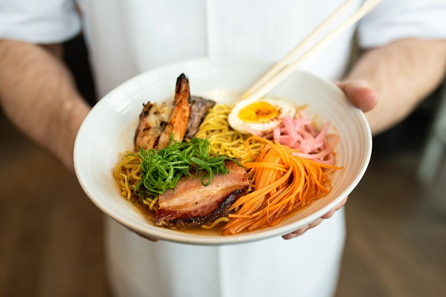 Chef Matt Celeste launches Ramen Mondays at Island Creek Oyster Bar Burlington