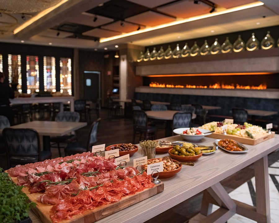 Look Inside Il Massimo Restaurant Now Open At Legacy Place
