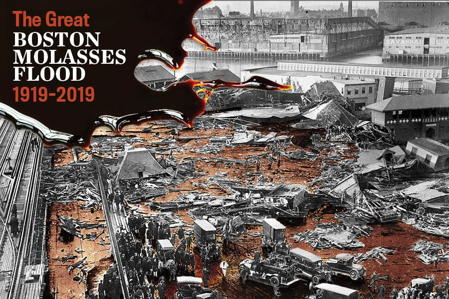boston molasses disaster