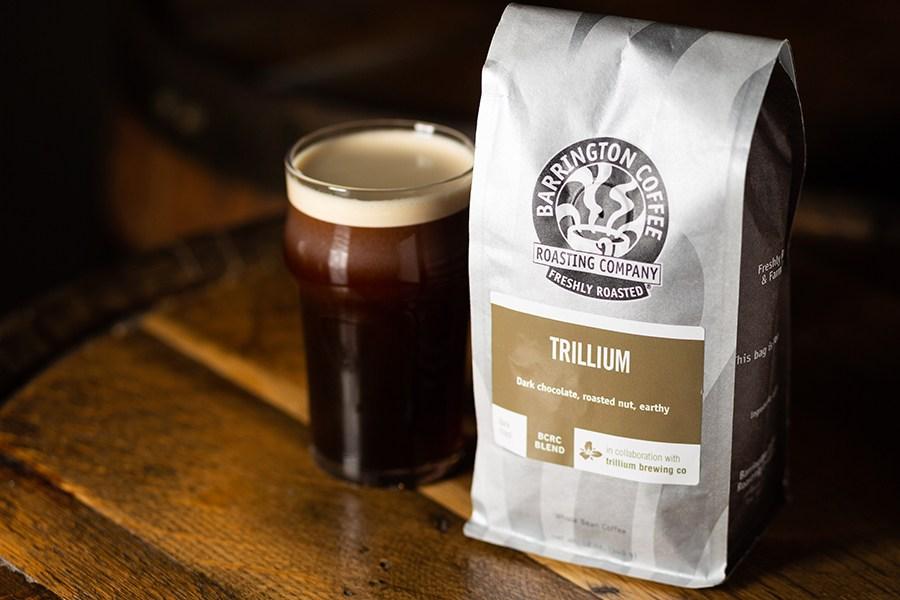 Barrington Coffee Trillium roast