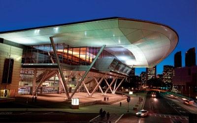 Boston Convention & Exhibition Center Seaport