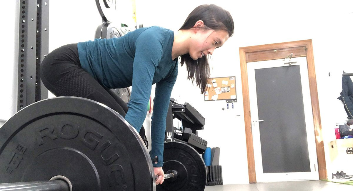 How to Work Your Way Up to the Barbell Deadlift