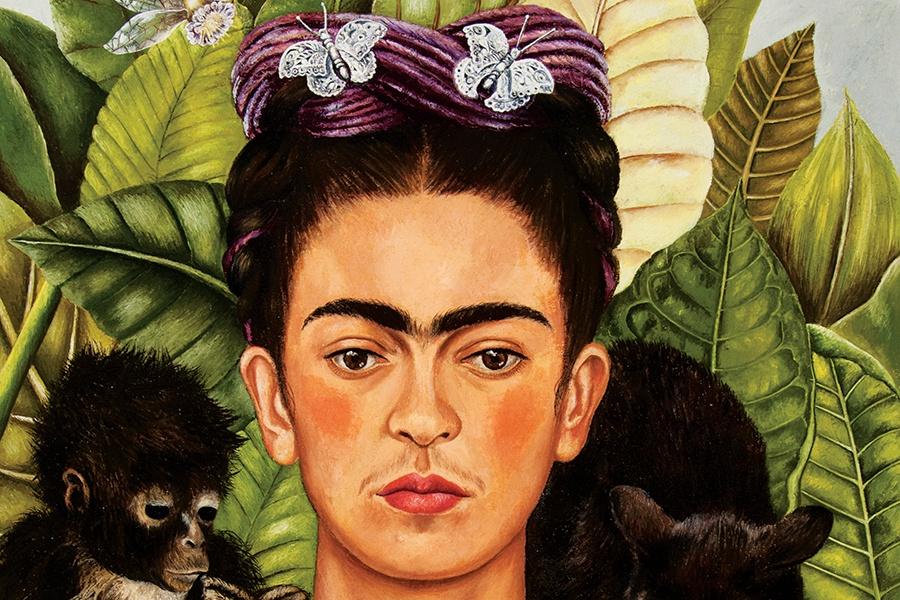 Frida Kahlo Museum of Fine Arts Boston