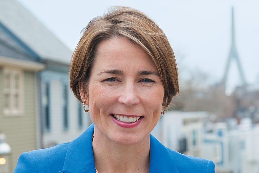 Massachusetts Attorney General Maura Healey Interview