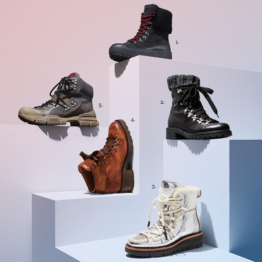 Impulse Buy Slick Alpine Boot