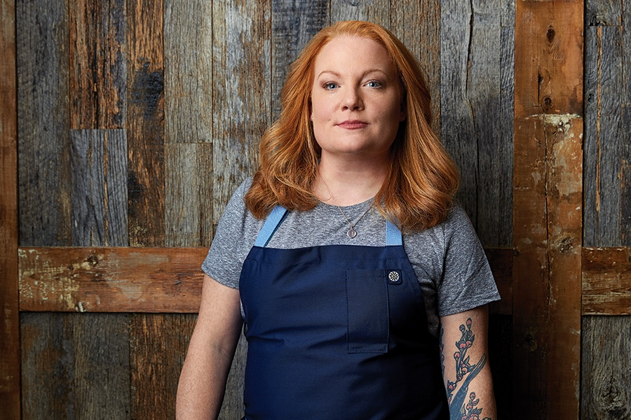 Chef Tiffani Faison is opening Orfano in August