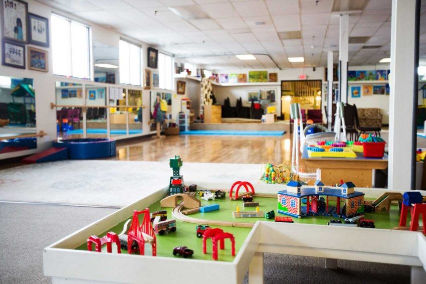 Imagine Cambridge indoor play space
