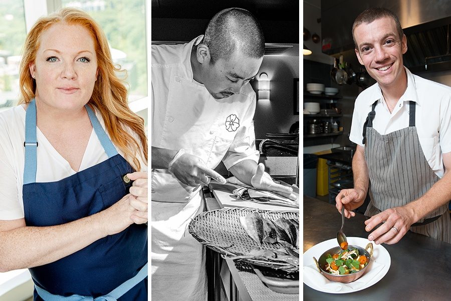 2019 James Beard Award semifinalists from Boston