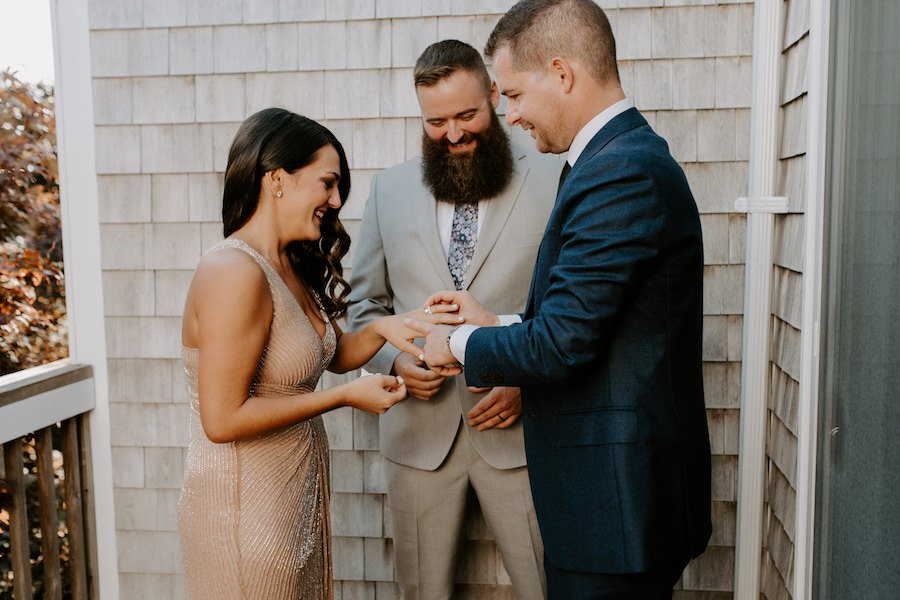 wequassett wedding