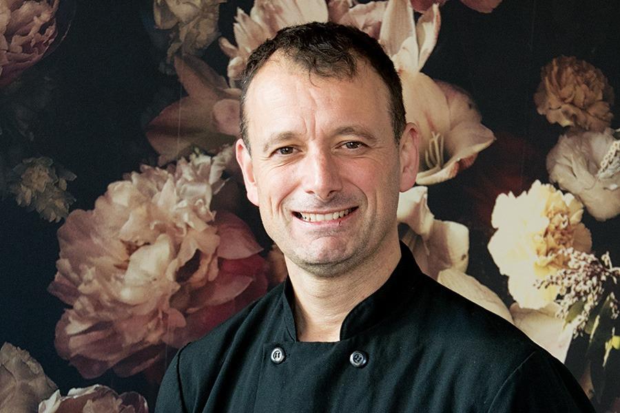 Chef Cyrille Couet Colette Wine Bistro Cambridge