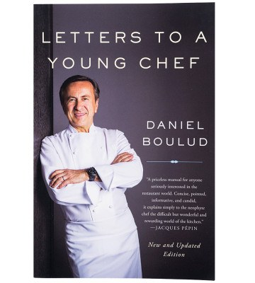 Letters To a Young Chef Daniel Boulud Chef Cyrille Couet Obsessions