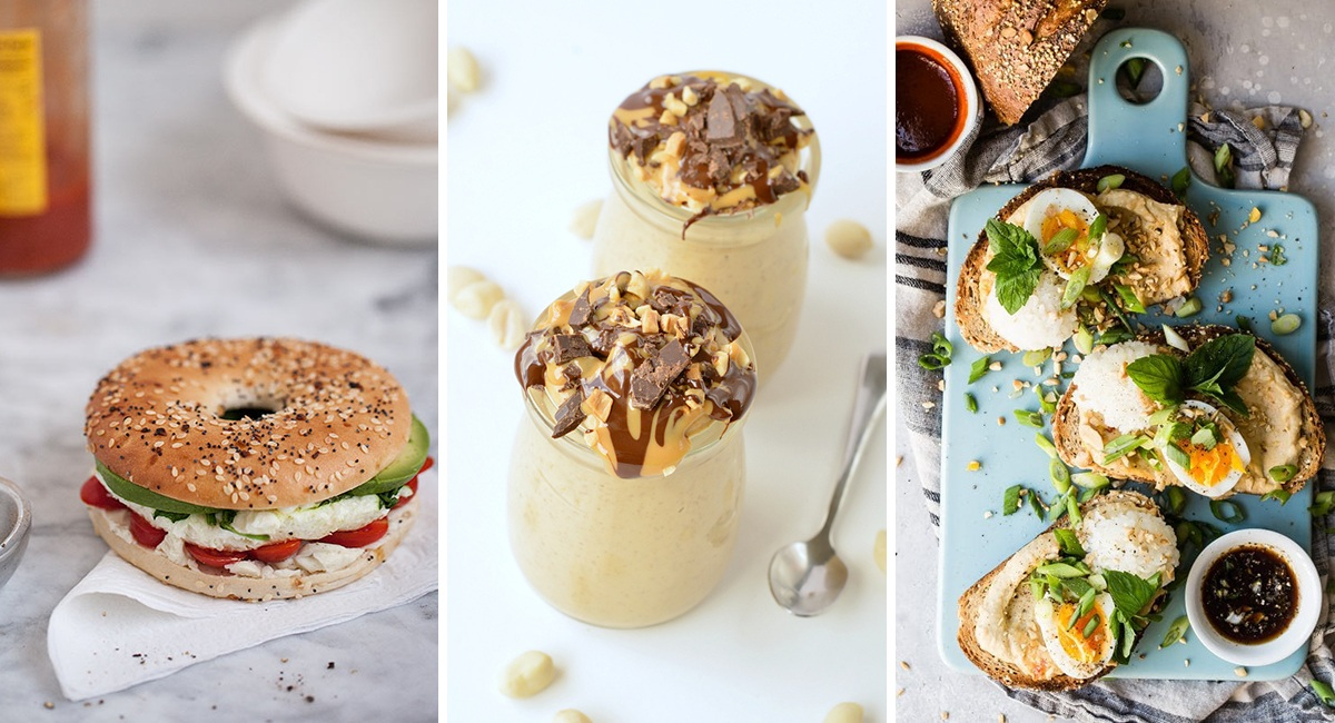 10 Healthy Breakfast Recipes in Under 10 Minutes
