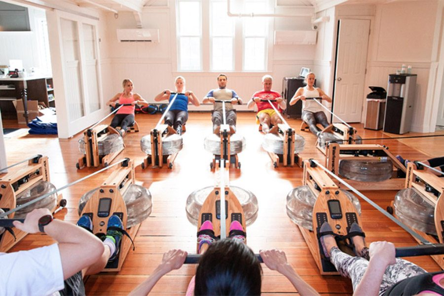 indoor rowing classes
