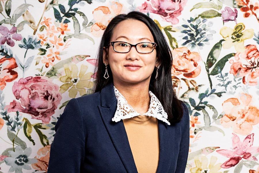 Ling-Mei Wong Sampan Editor Chinatown