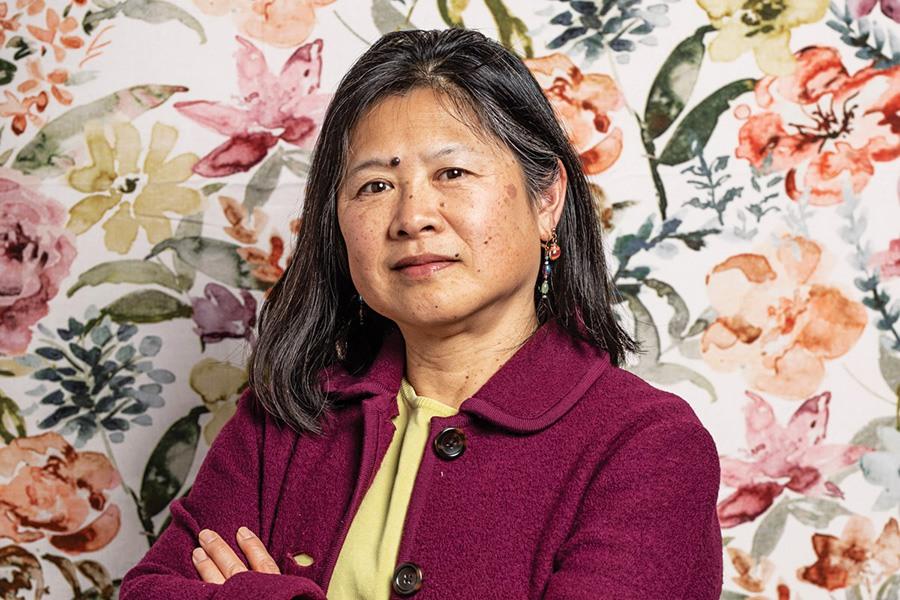 Lydia Lowe Director of Chinatown Community Land Trust