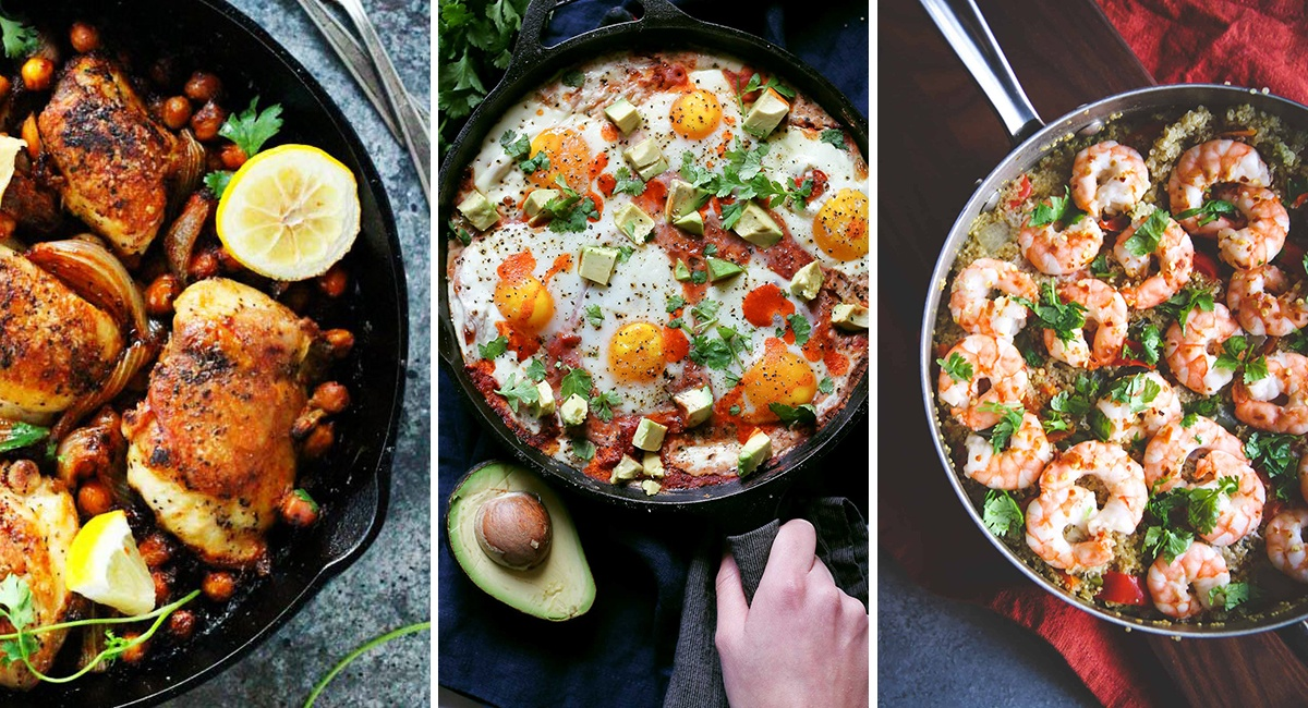 10 Healthy One Pot Meals to Save You Time (and Dishes)