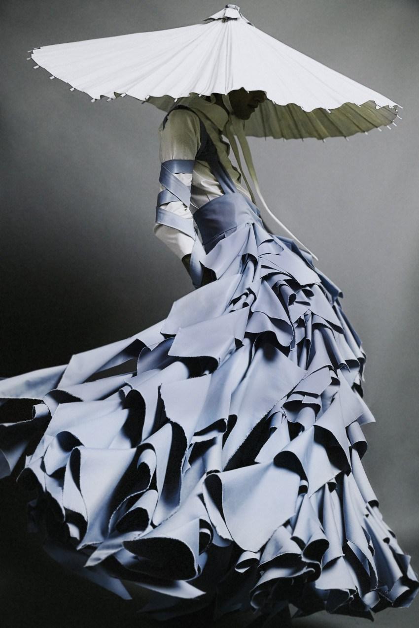 Piece by designer Alessandro Trincone
