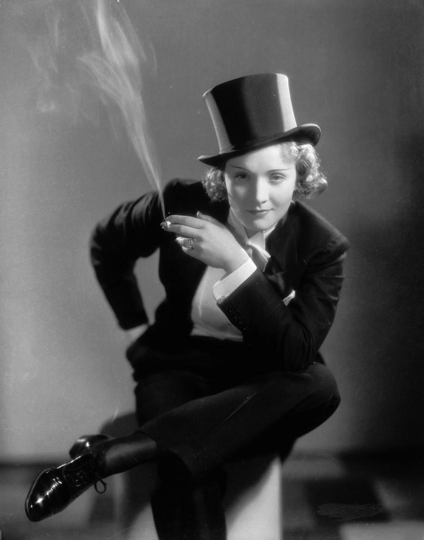 Marlene Dietrich Morocco